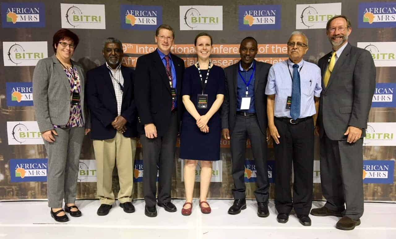 Reflection on the 9th International Conference of the African Materials Research Society