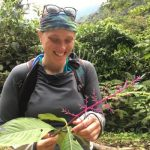CEES Spotlight: Tropical Ecologist Cassie Freund Breaks Ground in the Andes