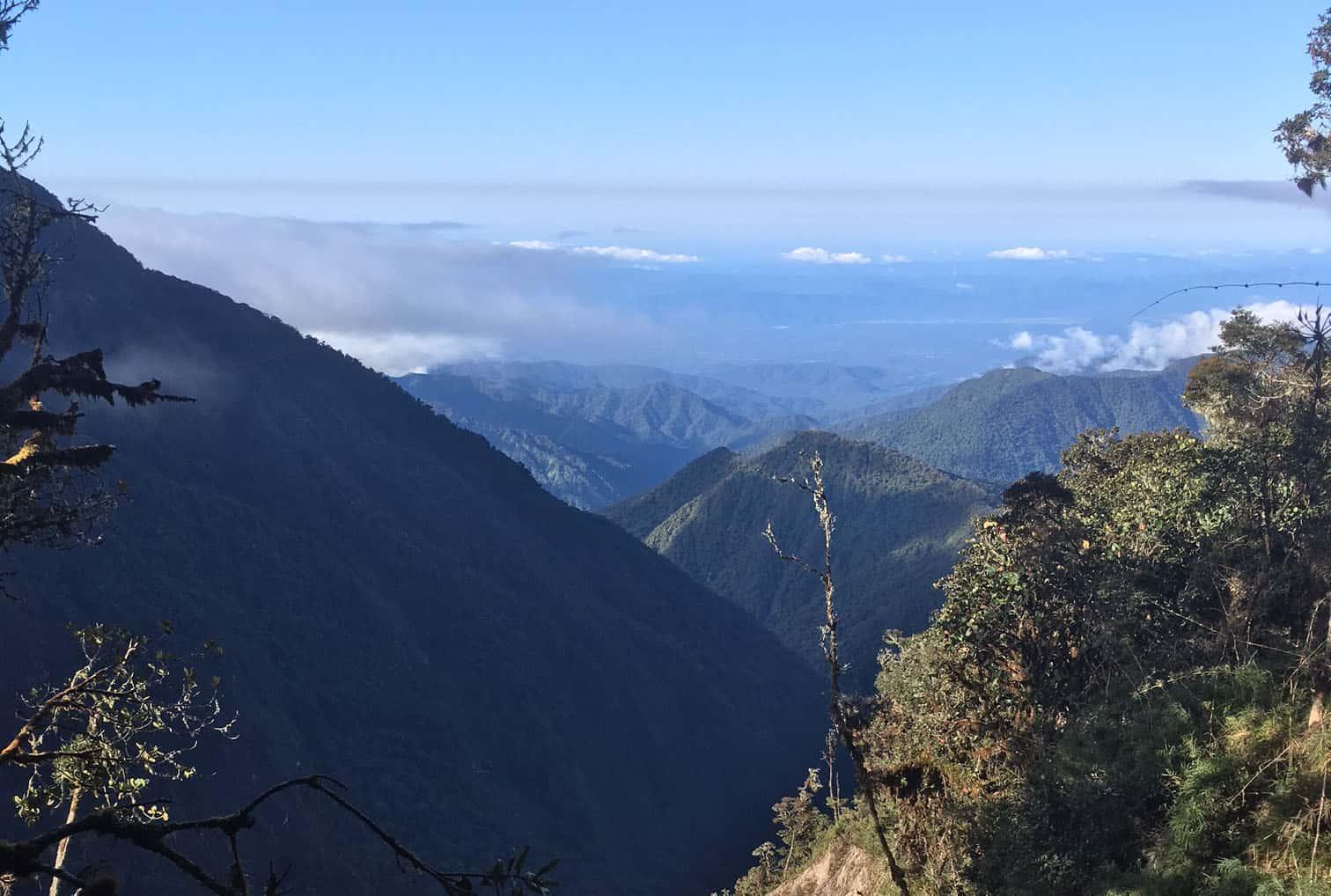 Fieldwork in the Peruvian Andes with Cassie Freund