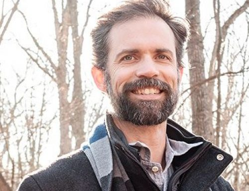 CEES Affiliate, Fred Bahnson, Awarded Writing Grant for Book on Contemplative Ecology